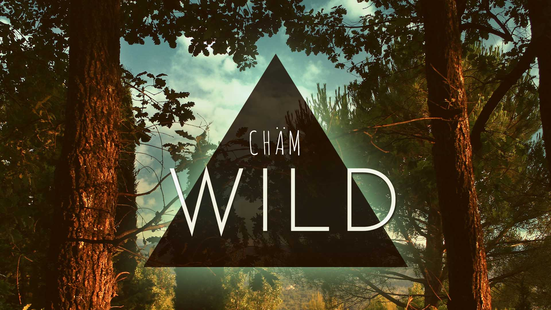 Chäm WILD - teaser